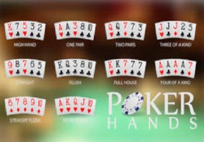 Pokera kāršu kombinācijas
