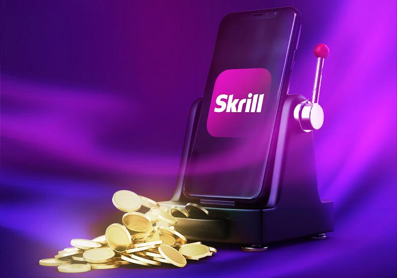 Tiešsaistes maksājumi kazino, izmantojot Skrill